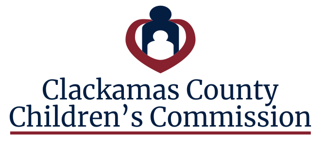 Clackamas County Children's Commission Logo