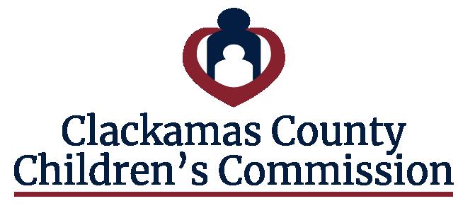 Clackamas County Children's Commission Logo